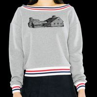 Women's Heavy Terry Sport Sweatshirt Thumbnail